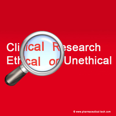 Clinical Research Ethical or Unethical