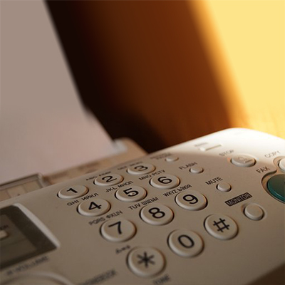 Fax Over IP for Healthcare Industry Concerns