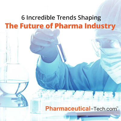 6 Incredible Trends Shaping the Future of Pharma Industry