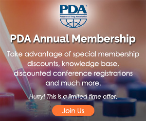 PDA Annual Membership