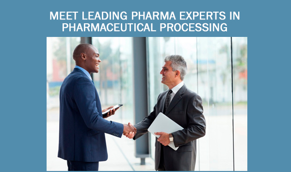 PharmaProcess is Europe's only event focused on innovating in pharmaceutical processes