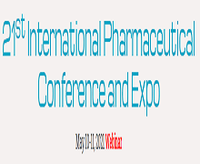 21st International Pharmaceutical Conference and Expo