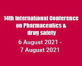 14th International Conference on  Pharmaceutics and drug safety