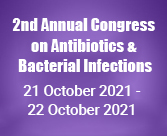 2nd Annual Congress on  Antibiotics and Bacterial Infections