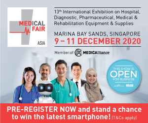 Medical Fair Asia 2020