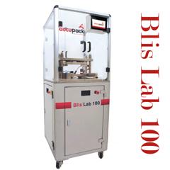 LAB model Blister Machine