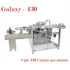 High Speed Cartoning Machine
