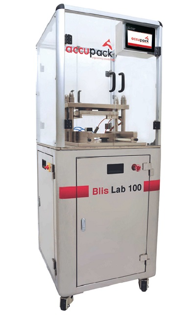 Lab Model Blister Packaging Machine