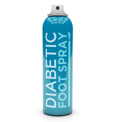 Diabetic Foot Spray