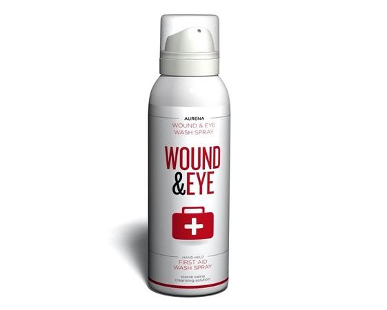 Wound and Eyewash Spray