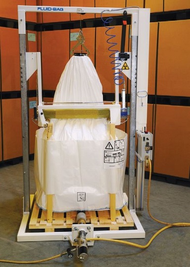 Fluid Bag Semi-Automatic Discharge Roller