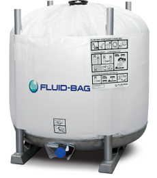 Fluid-Bag Multi-Trip Container