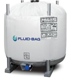Fluid-Bag Multi-Trip Container