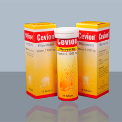 Vitamin & Mineral: Cevion