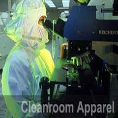 Cleanroom Garments