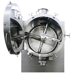CosmoDry® - Rotary Vacuum Paddle Dryer