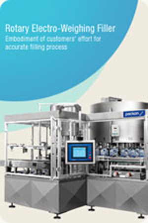 Rotary Weighing Filler