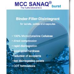 MCC Burst - Flyer