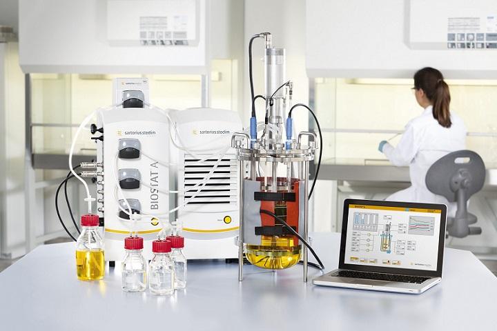 Biostat A - Benchtop Bioreactor