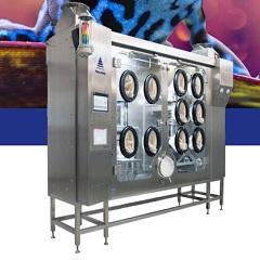 Powder Processing Isolator