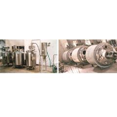 Liquid Processing SS Tank