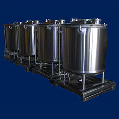 Non Pressure Storage Tanks