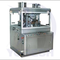 Tablet Compression Machinery